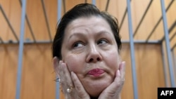 "A Moscow court has just handed down a four-year suspended sentence to Ukrainian librarian Natalya Sharina for ""inciting ethnic hatred."""