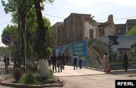 В Шымкенте сносят памятники архитектуры.  Так казахи теряют свою историю.