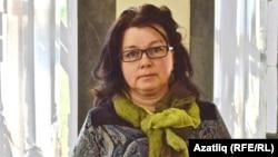 Әлфия Җаппарова
