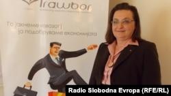 Мирјана Герас Дочовска.