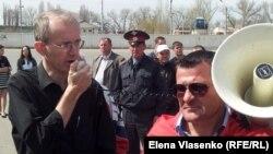 Олег Шеин, Астрахань, , 13 апреля 2012