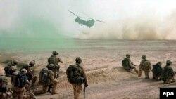 شمار کشته های بریتانیا در افغانستان، از سال ۲۰۰۱ تا کنون به ۱۱۱ نفر رسيد. (عکس: EPA)
