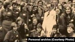 Hor sa Josipom Brozom Titom
