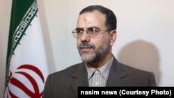 حسینعلی امیری، سخنگوی وزارت کشور