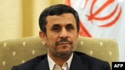 Iranian President Mahmud Ahmadinejad