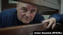 Эдем Бекиров в суде