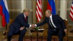 Tramp Putini güýzde Waşingtonda duşuşyga çagyrýar