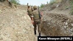 Нагорный Карабах. Матагис, 20 июля 2012.