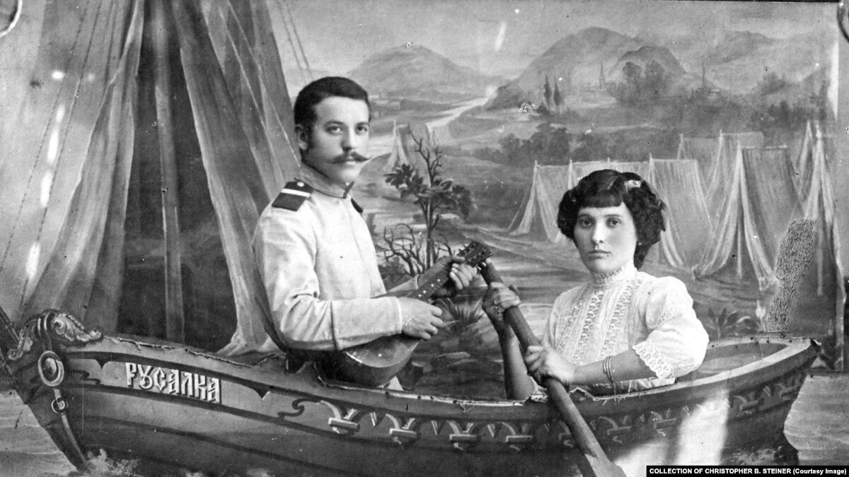 Россияне в лодках: странное фотозахоплення в царскую эпоху – фотогалерея