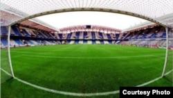 «Анжи»-Арена - новый стадион в Махачкале