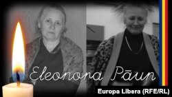 Eleonora Păun (1943-2015)