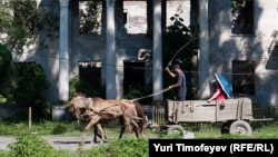 Село Баргеби Гальского района Абхазии