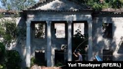 В Гальском районе Абхазии спокойно, но бедно