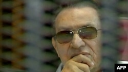 الرئيس المصري الاسبق حسني مبارك