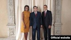 23-солагии муносибатҳои дипломатии Тоҷикистону Амрико