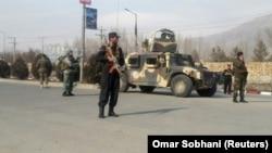 Snage sigurnosti su pojačane na ulicama Kabula nakon napada