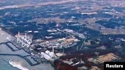 """Район АЭС """"Фукусима - Дайичи"""" в Японии"""