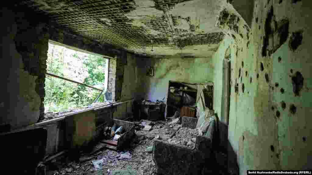 Розбитий будинок