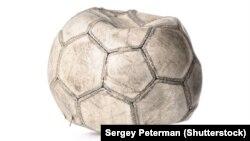 Fudbalska lopta, ilustrativna fotografija