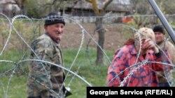 МВД Грузии приняло решение усилить патрулирование вдоль того участка административной границы, где чаще всего происходят задержания