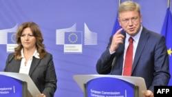 Štefan File i Suzana Grubješić