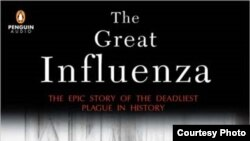 "Barry's ""The Great Influenza"" was a New York Times bestseller"