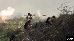 Бои в Сирии