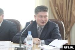 Председатель общественного объединения оралманов «Асар» Кайрат Бодаухан.