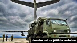 Ракетна система «Панцир-С1»
