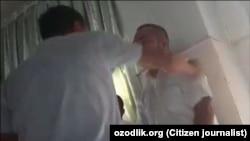 OzodTa'sir: Қарши туман ИИБ собиқ бошлиғи устидан жиноят иши қўзғатилди