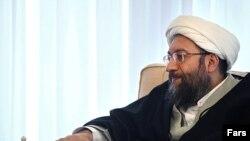 Judiciary Chief Ayatollah Sadegh Larijani