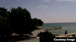 Ukraine- Odessa's beach