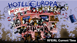 Hotel Europa -- No Room at the Inn. (Current Time TV)