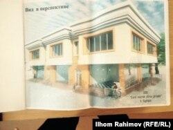 Ilhomjon Rahimov qurmoqchi bo'lgan tadbirkorlik sub'ektining ko'rinishi
