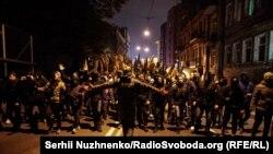Марш «Азов» у Києві, 14 жовтня 2016 року
