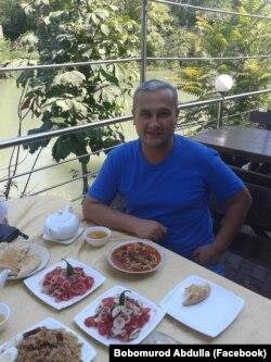 Бобомурод Абдуллаев содержится в СИЗО СНБ с сентября этого года.