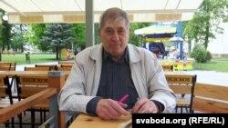 Аўтар кнігі «Падарожжы пародных мясьцінах» Аляксандар Місьцюкевіч