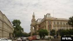 Bakı Şəhər İcra Hakimiyyətinin binası