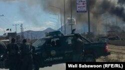 سخنگوی قوماندانی امنیۀ کابل گفته که این حادثه هفت و نیم صبح در منطقۀ پلچرخی رخ داد.