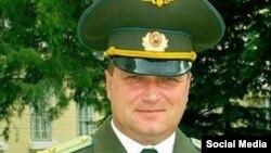 Российский генерал Игорь Тимофеев