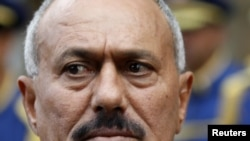 Президент Йемена Салех