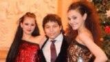 Özbegistanyň iň soňky lideriniň iň uly gyzy Gülnara Karimowanyň ogly Yslam Karimow.