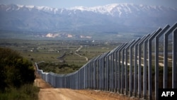 مرز تازهساز اسرائیل با سوریه در بلندیهای جولان