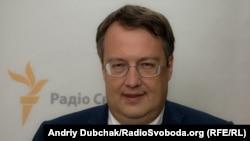 Антон Герашчанка