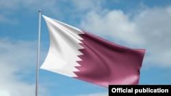 Знамето на Катар