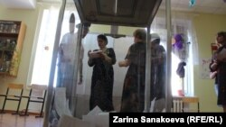 9 июня голосование на выборах югоосетинского парламента проходило и в посольстве республики в Сухуме