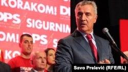 Lider Demokratske partije Socijalista, Milo Đukanović