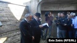 Євреї Хорватії вшановують загиблих у концтаборі «Ясеновац», архівне фото