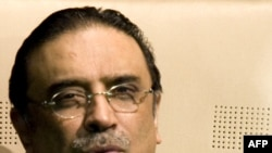 The caller was put through to President Zardari two days into the Mumbai attacks.