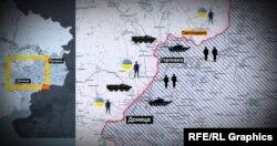 За версією бойовиків, українська армія має почати наступ 24 грудня